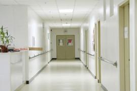 Gietvloeren zijn zeer geschikt in het ziekenhuis ©Lorelyn Medina - Fotolia