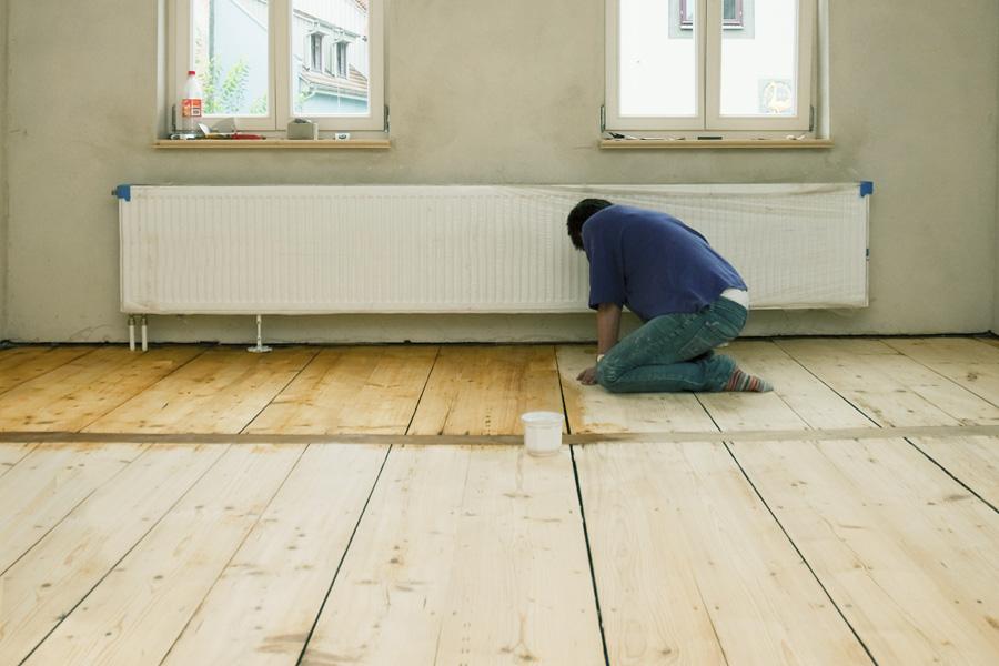 Vloeren in de was beste van linoleum vloeren in de was zetten