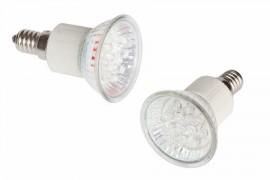 Voor vloerverlichting zijn ledlampen een goede keuze.