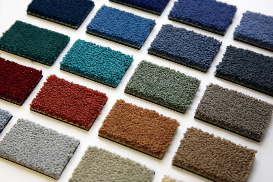 Waterproof carpet
