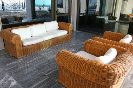 De natuursteen vloer kan voor veel verschillende doeleinden gebruikt worden ©Lieson - Fotolia