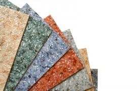 Een van de voordelen van linoleum is dat deze vloersoEen van de voordelen van linoleum is dat deze vloersoort in veel kleuren en designs mogelijk is.ort in veel kleuren en designs mogelijk is.